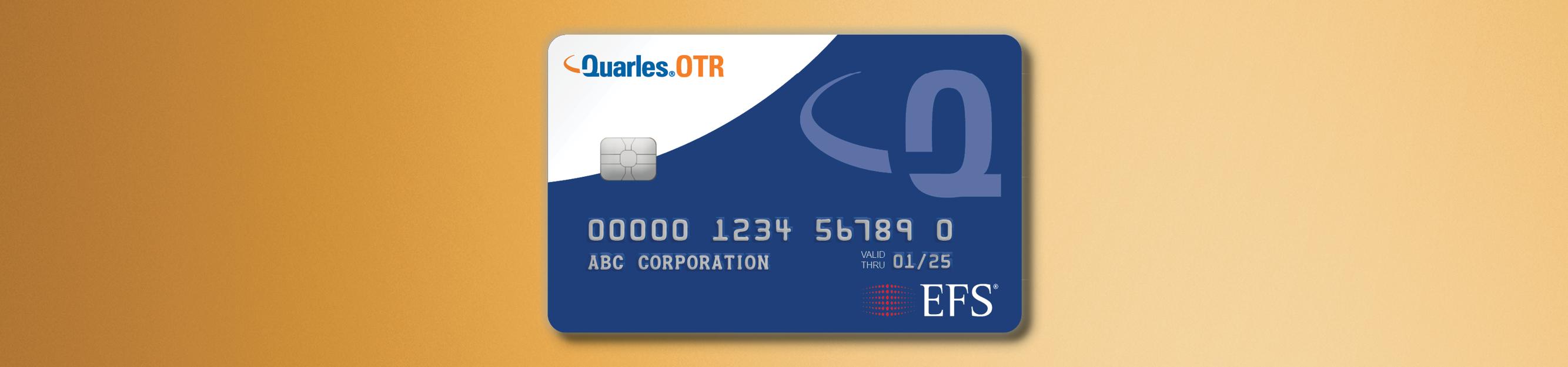 OTR Card